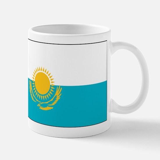 Kazakhstan Naval Ensign Mug