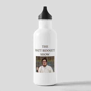 Matt Bennett Show Forest Stainless Water Bottle 1.