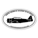 Profile Sticker #2: NAA AT-6A Texan