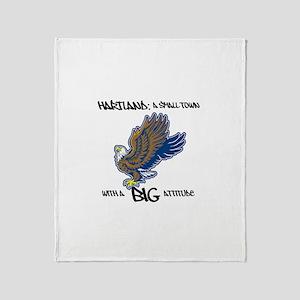 Hartland Attitude Throw Blanket