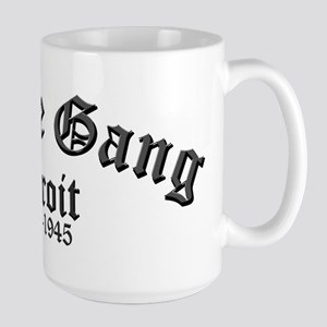 Purple Gang Large Mug