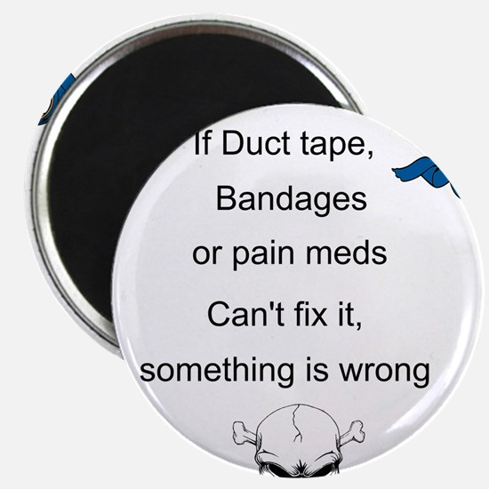 """Something Is Wrong 2.25"""" Magnet (10 pack)"""