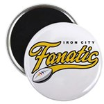 Iron City Fanatic Magnet