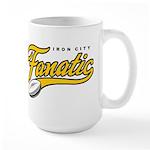 Iron City Fanatic Large Mug