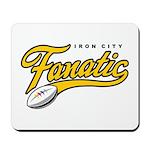 Iron City Fanatic Mousepad