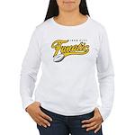 Iron City Fanatic Women's Long Sleeve T-Shirt