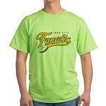 Iron City Fanatic Green T-Shirt