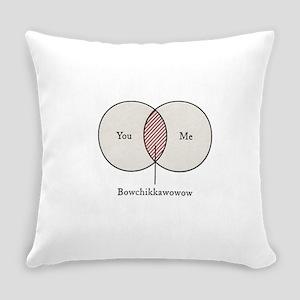 love Everyday Pillow