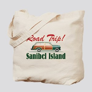 Road Trip! - Sanibel Tote Bag