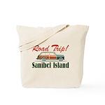 Road Trip! - Sanibel Tote Bag