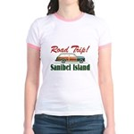 Road Trip! - Sanibel Jr. Ringer T-Shirt