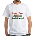 Road Trip! - Sanibel White T-Shirt
