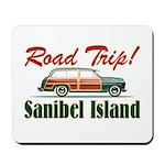 Road Trip! - Sanibel Mousepad