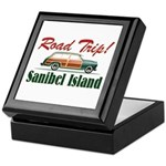 Road Trip! - Sanibel Keepsake Box