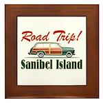 Road Trip! - Sanibel Framed Tile