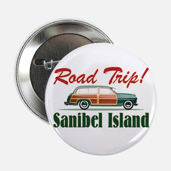 "Road Trip! - Sanibel 2.25"" Button"
