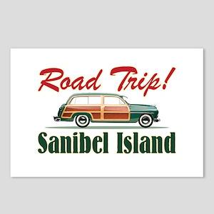 Road Trip! - Sanibel Postcards (Package of 8)