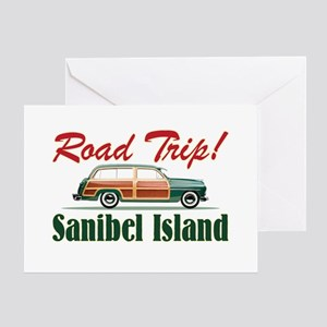 Road Trip! - Sanibel Greeting Card