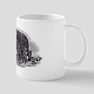 Krazy Irish Tiger Mug