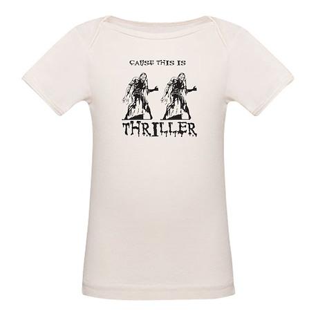 Thriller Organic Baby T-Shirt