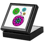 Fibonacci Flower Power Keepsake Box