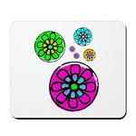 Fibonacci Flower Power Mousepad