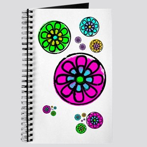 Fibonacci Flower Power Journal