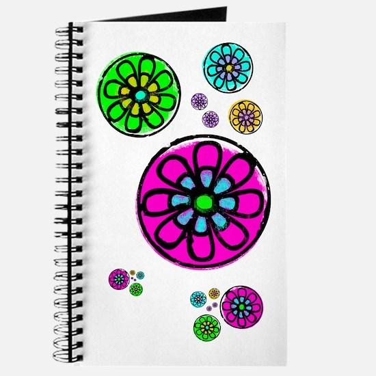 Fibonacci Flower Power Journal