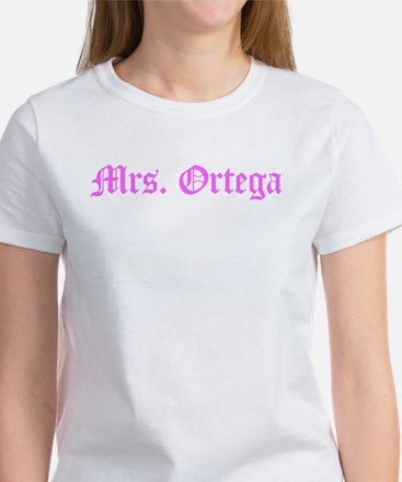 Mrs. Ortega Women's T-Shirt