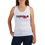 SURVIVOR - 50MPH+ Women's Tank Top