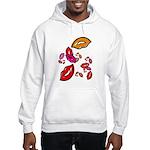 Fibonacci Lips Hooded Sweatshirt