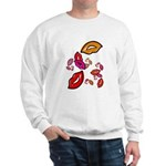 Fibonacci Lips Sweatshirt