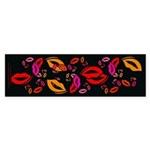 Fibonacci Lips Sticker (Bumper 10 pk)