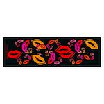 Fibonacci Lips Sticker (Bumper 50 pk)