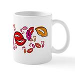 Fibonacci Lips Mug