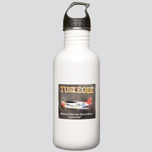 Tuskegee P-51 Stainless Water Bottle 1.0L