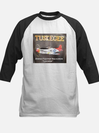 Tuskegee P-51 Kids Baseball Jersey