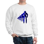Fibonacci Robots Sweatshirt