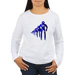 Fibonacci Robots Women's Long Sleeve T-Shirt