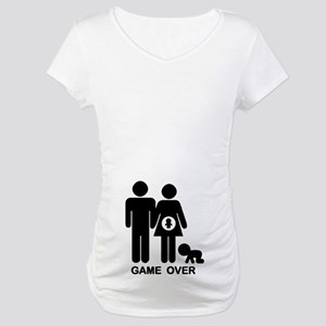 Game Over II Maternity T-Shirt