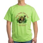 Green Keep Exotic Pets Legal T-Shirt