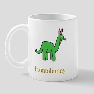 Brontobunny Mug