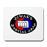Ziwak's Martial Arts Mousepad