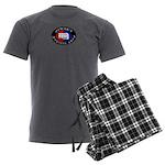 Ziwak's Martial Arts Men's Charcoal Pajama