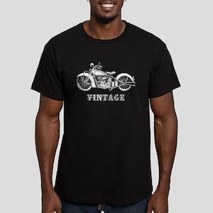 Vintage II Men's Fitted T-Shirt (dark)