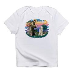 St.Francis #2/ Pyrenees #1 Infant T-Shirt
