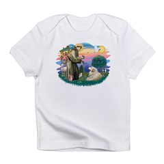 St.Francis #2/ Pyrenees#2 Infant T-Shirt