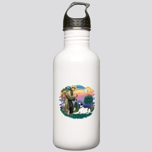 St.Francis #2/ Greyhound Stainless Water Bottle 1.