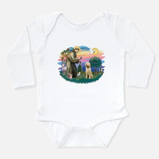S, Fr, #2/ Italian Spinone Long Sleeve Infant Body