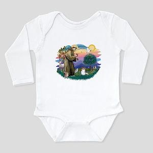 St.Francis #2 / Papillon (sw Long Sleeve Infant Bo